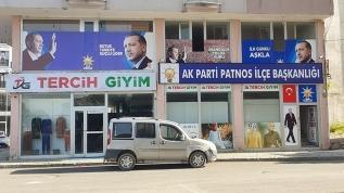 Ağrı'da AK Parti binasına saldırı girişimi