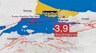 İstanbul'da korkutan deprem! Uzmanlar yorumladı