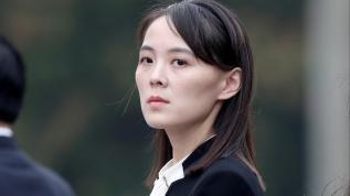 Kız kardeş Kim'den ABD'ye: Bir Kore atasözü der ki...