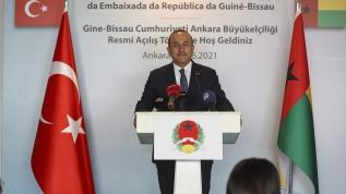 """""""Türkiye, Gine Bissau vatandaşları için yeni vatan"""""""