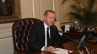 Başkan Erdoğan'dan Burak Elmas'a tebrik