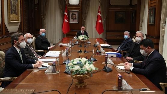 YİK toplantısı sonrası Fahrettin Altun'dan açıklama