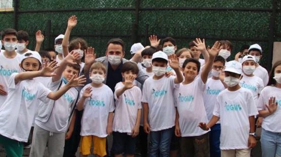 TÜGVA pandemi sonrası ilk yaz için atağa geçti