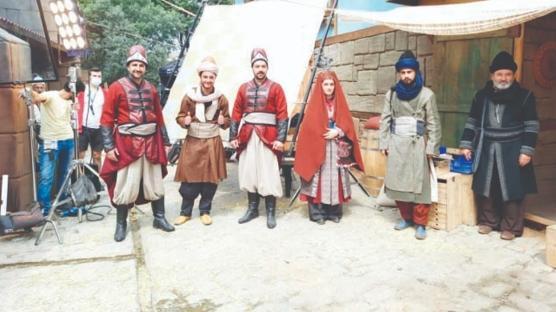TRT'de tarih yeniden canlanıyor