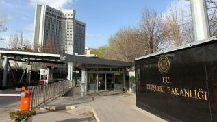 Dışişleri Bakanlığı'ndan BM Güvenlik Konseyi'ne tepki