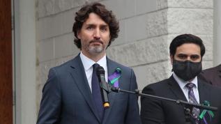 """""""Kanada'da İslamofobiye yer yok"""""""