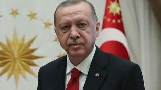 Başkan Erdoğan'dan, 'Erzurum Kongresi' mesajı