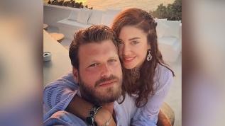 Kıvanç Tatlıtuğ-Başak Dizer çiftinin tatilleri bitmiyor!