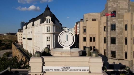 Türkiye'nin ilk tematik müzik üniversitesi öğrencilerini bekliyor