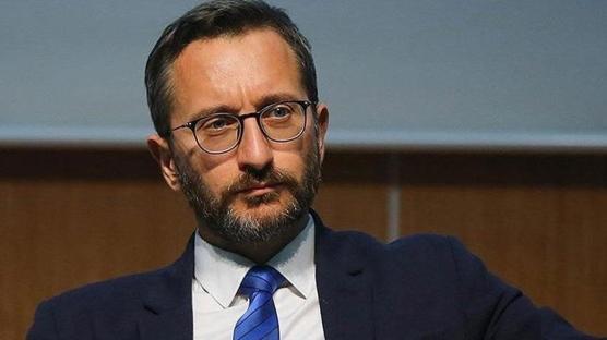 İletişim Başkanı Altun'dan İBB saldırısına tepki