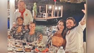Kıbrıs ekibi buluştu