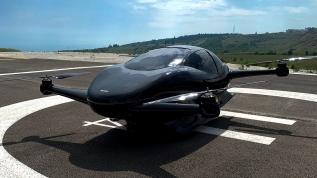 Türkiye'nin yerli uçan otomobili 2025'te İstanbul semalarında