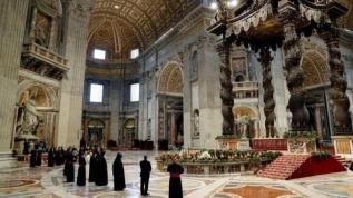 Vatikan tarihinde bir ilk: Mülklerini açıkladı!