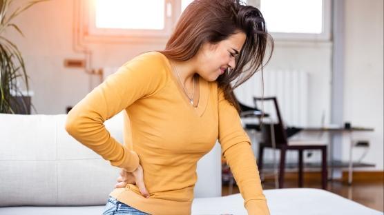 Bel ağrısını azaltan bitkisel kürler