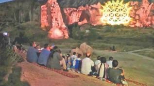 Kapadokya tarihi peribacalarında!