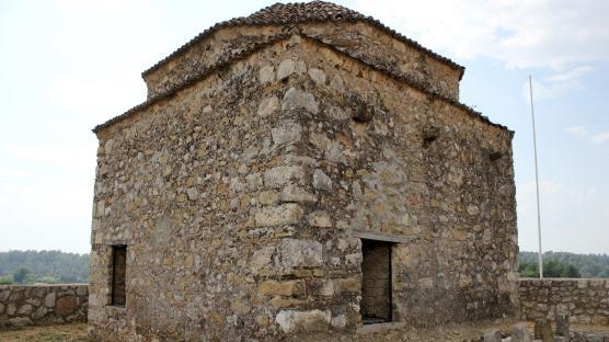 Tarihi camiye saygısızlık