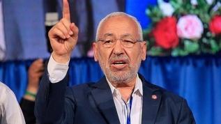 Tunus Meclis Başkanı Gannuşi: Darbenin arkasında BAE var