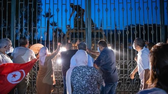 Tunus'taki darbeyle ilgili dikkat çeken ''Türkiye'' detayı