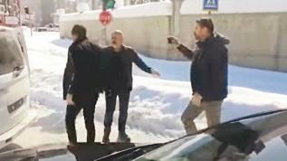 HDP'li vekilin aracında yakalanan kişi bakın kim çıktı?