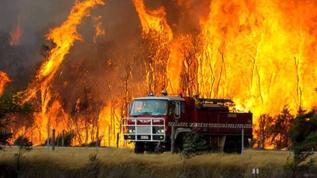 7 ilde 21 noktada yangınlar sürüyor