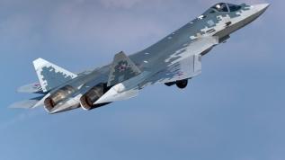 Daha önce duyulmadı! Su-57'lere çok konuşulacak özellik