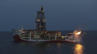 Karadeniz gazında tarihi adım: İlk ateş yakıldı