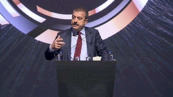 TCMB Başkanı'ndan ekonomiye ilişkin önemli açıklamalar TCMB Başkanı'ndan ekonomiye ilişkin önemli açıklamalar