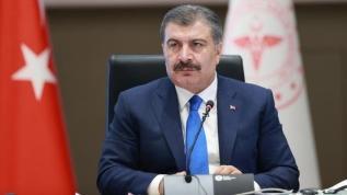 Bakan Koca: 292 hasta taburcu edildi, 10 kişi yoğun bakımda