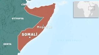 Somali'de otobüse bombalı saldırı: 4 ölü