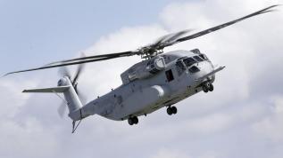 ABD'nin İsrail'e 18 adet CH-53K helikopteri satmasına tepki gösterdiler!