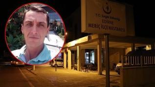 Yunanistan sınırında cinayet! Türk vatandaşı öldürüldü