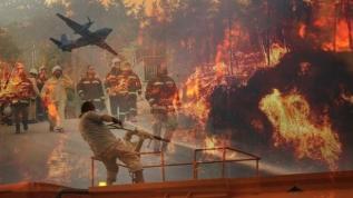 6 ilde yangın: Gündoğmuş ve Hisarönü boşaltılıyor