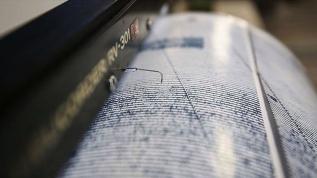 Datça'da 4,0 büyüklüğünde deprem