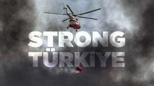 """""""Help Turkey"""" operasyonuna #StrongTürkiye cevabı"""