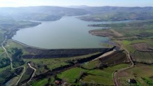 İnebeyli Göleti ile 4 bin 480 dekar arazi sulanacak