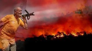 Alevlerle savaş 4 ilde sürüyor