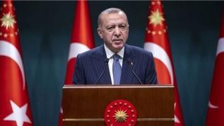Başkan Erdoğan'dan yangınlarla mücadeleye destek veren ülkelere teşekkür