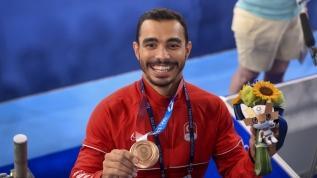 Ferhat Arıcan Türkiye'ye madalya kazandırarak tarihe geçti