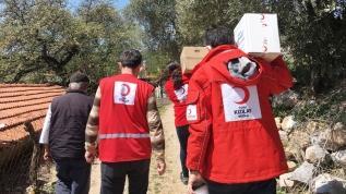 Kızılay gönüllülerinin sayısı arttı