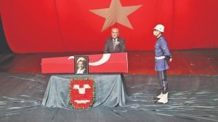 Ulu Çınar'a veda