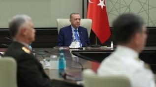 Başkan Erdoğan başkanlığındaki YAŞ toplantısı başladı