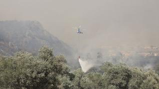 Orman yangınlarına ilişkin STK'lerden ortak açıklama: Devletimizin ve milletimizin yanındayız