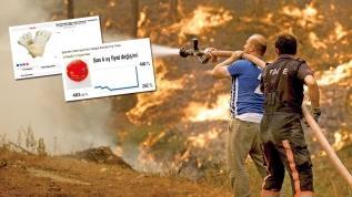 Yangın fırsatçıları cezasız kalmayacak