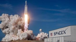 Uzaya ilk sivil uçuşu bugün!
