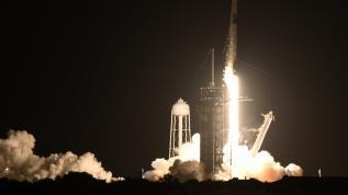 Tarihte bir ilk! 4 yolcu 3 gün uzayı gezecek