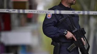 İspanya'da bomba ihbarı polisi harekete geçirdi... Kent merkezi tahliye edildi