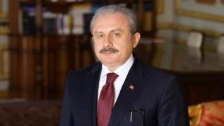 TBMM Başkanı Şentop'tan Oğuzhan Asiltürk'e ziyaret