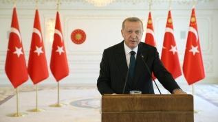 Başkan Erdoğan: Türkiye, kritik eşiği yakaladı