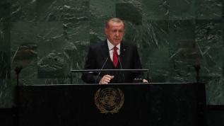 Başkan Erdoğan BM Genel Kurulu'na katılmak üzere ABD'ye gidiyor