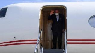 TBMM Başkanı Şentop İspanya'ya gitti